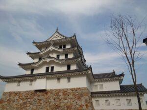 尼崎にお城 ?!